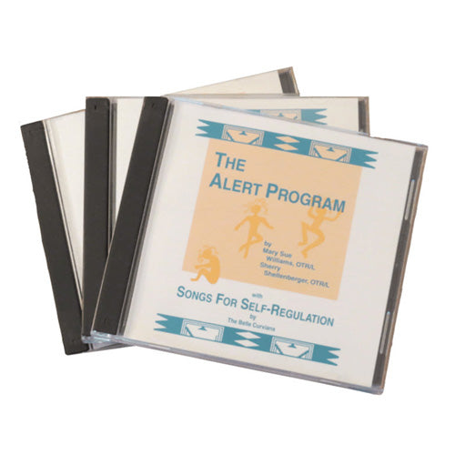 Alert Program CDs - Songs for Self Regulation