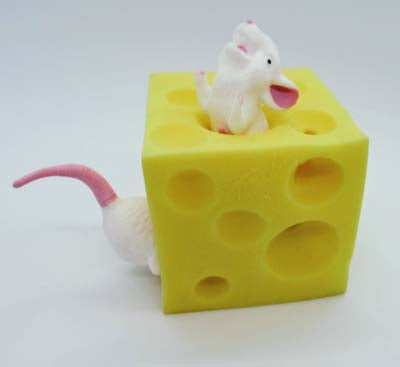 Stretchy Mice & Cheese