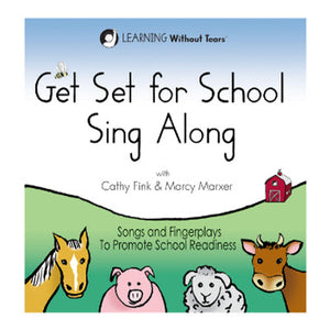 Get Set for School Sing Along CD™