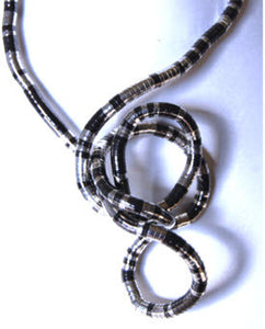 Snake Twist Necklace