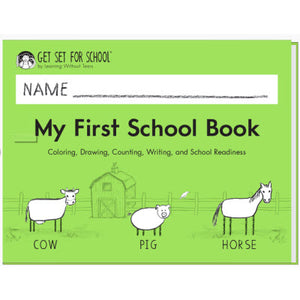 New! My First School Book 2020 edition