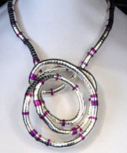 Load image into Gallery viewer, Snake Twist Necklace