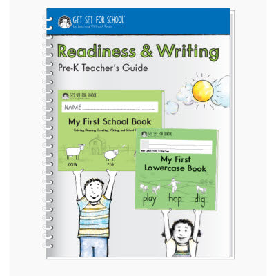 Revised! Readiness & Writing PreK Teachers Guide