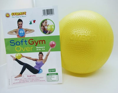 Gymnic Softgym Pilates Ball 23 cm