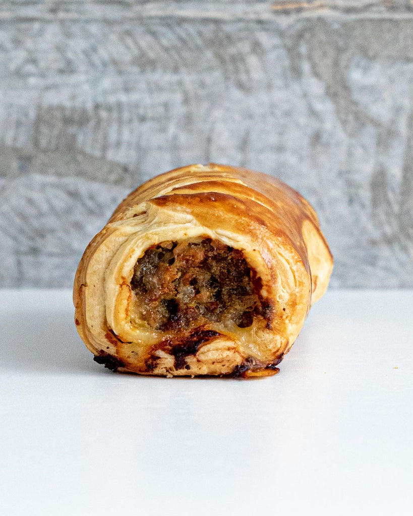 Beef Sausage Roll