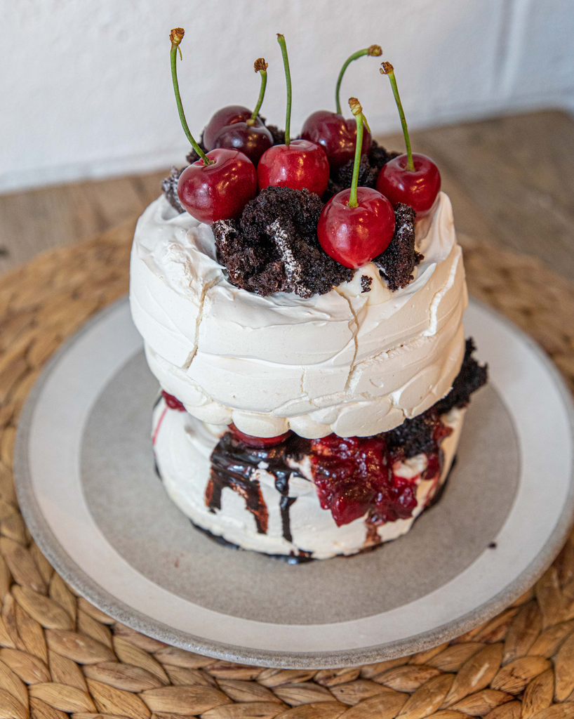 LIMITED DROP - Black Forest Pavlova