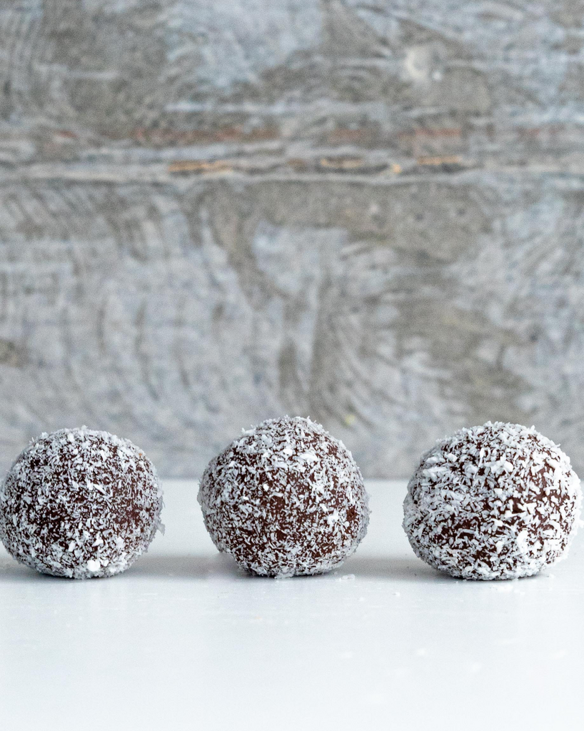 Vegan Chocolate & Coconut Truffle - 3 Pieces (vg)