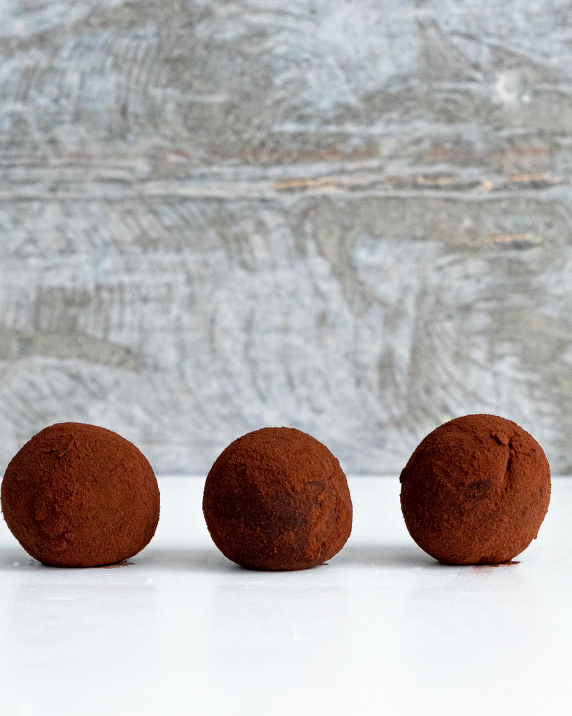 Vegan Chocolate Truffle - 3 Pieces (vg)