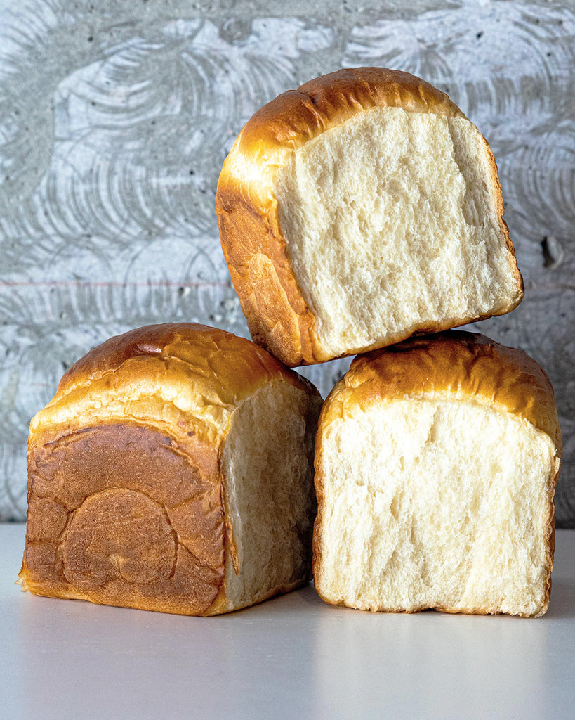 Shokupan (Japanese Soft Fluffy Bread)