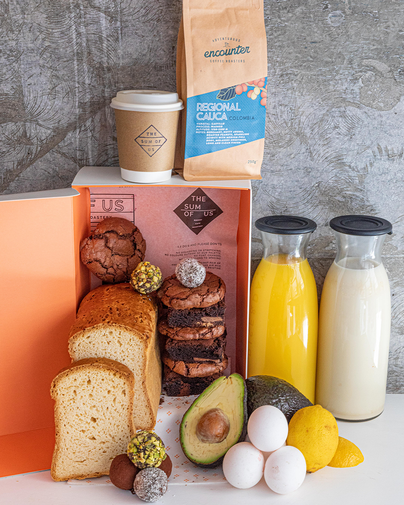 Gluten-Free Weekend Brunch Box (gf)