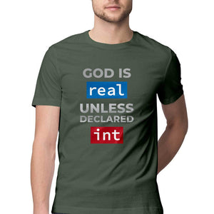 God is Real T-shirt
