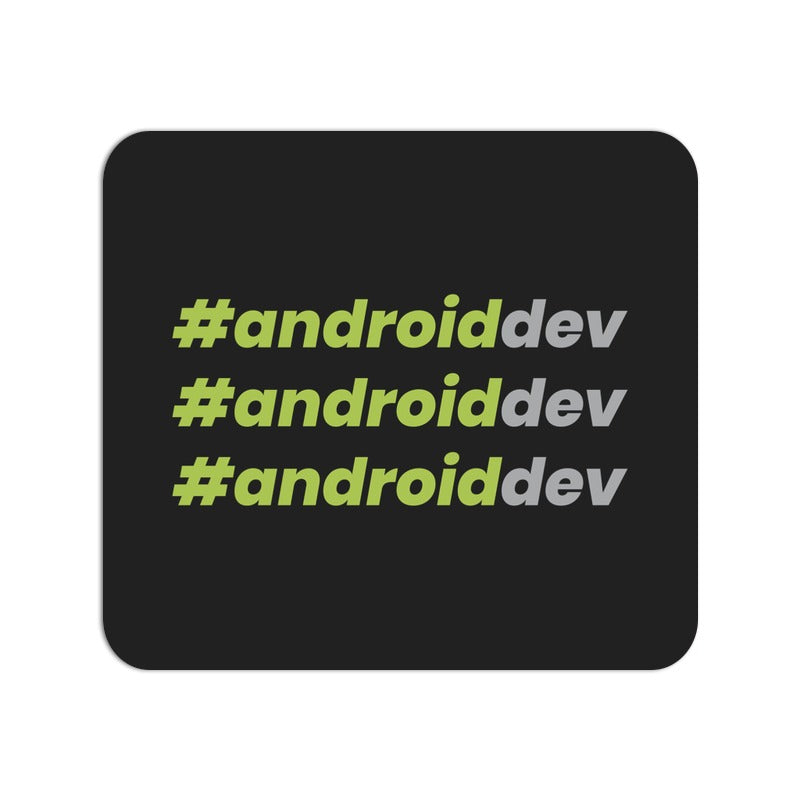 Android Dev Mouse Pad