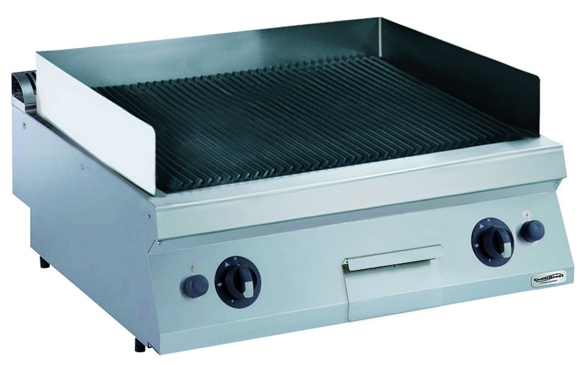 Image of   Grill - Lavasten - 800 x 700 mm