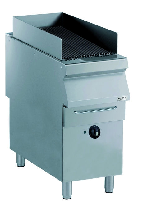 Image of   Grill - Lavasten - 400 x 900 mm