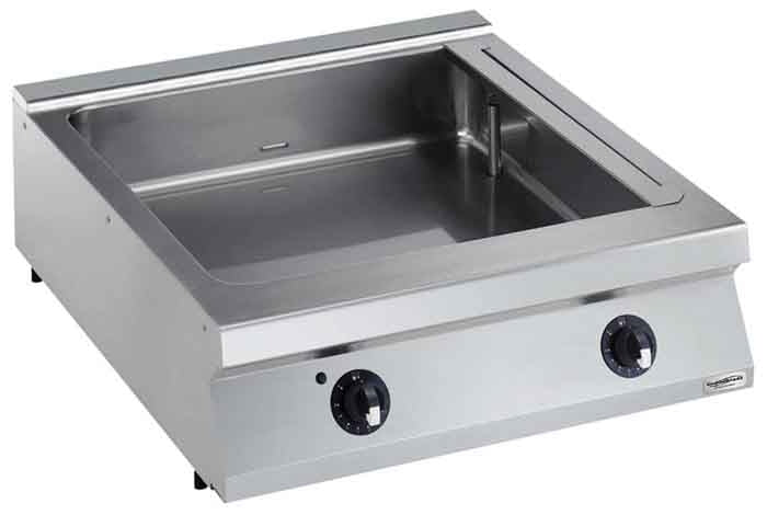 Image of   Bain marie / Vandbad Pro - GN 2 x 1/1 - 800 x 900 mm