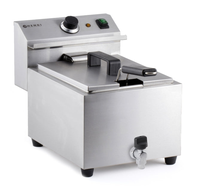 Image of   Hendi Friture - MasterCook 8 liter