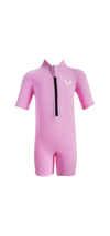 TODDLER POLY FLEECE SPRING | PINK - volte-wetsuits
