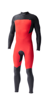 VITAL+ YOUTH 4x3 CHEST-ZIP - volte-wetsuits