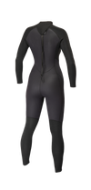 VITAL WOMENS 3x2 BACK-ZIP - volte-wetsuits