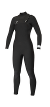 PREMIUM WOMENS 3×2 CHEST-ZIP - volte-wetsuits