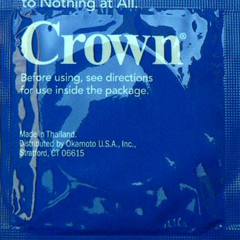 Crown | Skinless Skin, Condoms - LuckyBloke.com | Global Condom Experts