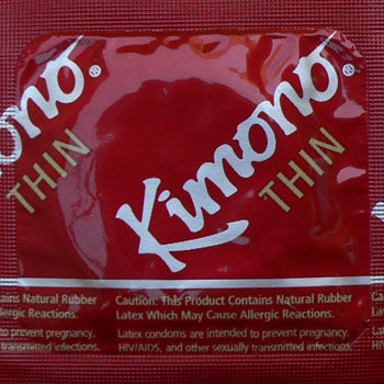 Kimono | Thin (Original), Condoms - LuckyBloke.com | Global Condom Experts