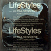 LifeStyles | Non-Lubricated, Condoms - LuckyBloke.com | Global Condom Experts
