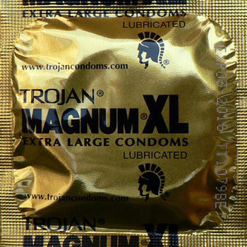 TROJAN | Magnum XL, Condoms - LuckyBloke.com | Global Condom Experts