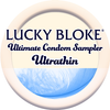International Ultrathin Condom Sampler, Condoms - LuckyBloke.com | Global Condom Experts