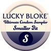 Ultimate Small Condom Sampler - Tighter Fit Condoms, Condoms - LuckyBloke.com | Global Condom Experts