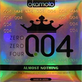 Okamoto | 004, Condoms - LuckyBloke.com | Global Condom Experts