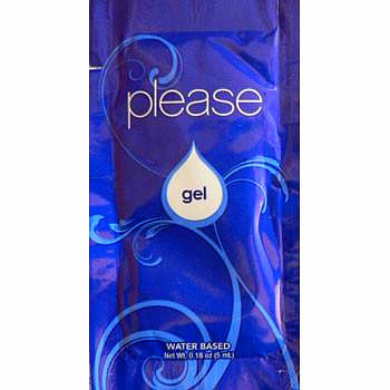 Pleasure Works | Please Gel, Lubricant - LuckyBloke.com | Global Condom Experts