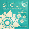 Sliquid Naturals | Sea, Lubricants - LuckyBloke.com | Global Condom Experts
