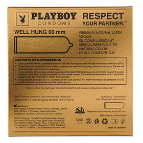 PLAYBOY | Well Hung (60mm) - NEW!!