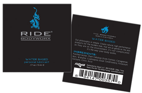 Ride | Bodyworx (Water-Based)