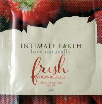 Intimate Earth | Fresh Strawberries - NEW!!