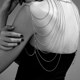 Magnifique Chain Shoulder Jewelry