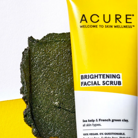ACURE  | Brightening: Facial Scrub - NEW!!