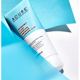 ACURE | Incredibly Clear Charcoal Cleansing Clay - NEW!!