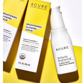 ACURE  |  Brightening: (GLOWING) Serum - NEW!!