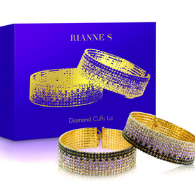 Rianne S | Sparkling Bracelets (Handcuffs) - NEW!!