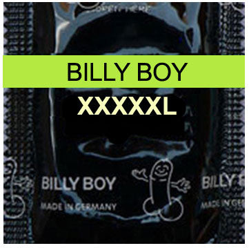 Billy Boy | XXXXXL, Condoms - LuckyBloke.com | Global Condom Experts