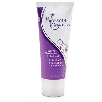 Blossom Organics | Warm Sensation, Lubricants - LuckyBloke.com | Global Condom Experts