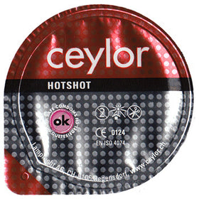 Ceylor |  Hotshot  –  NEW!!, Condoms - LuckyBloke.com | Global Condom Experts