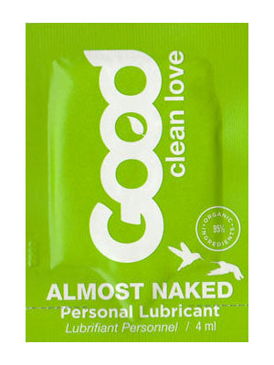 Good Clean Love | Almost Naked, Lubricants - LuckyBloke.com | Global Condom Experts