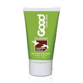 Good Clean Love | Cinnamon Vanilla, Lubricants - LuckyBloke.com | Global Condom Experts