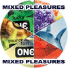 ONE | Mixed Pleasures Sampler, Condoms - LuckyBloke.com | Global Condom Experts