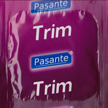 Pasante | Trim  –  NEW!!, Condoms - LuckyBloke.com | Global Condom Experts