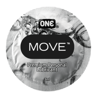 ONE | Move, Lubricants - LuckyBloke.com | Global Condom Experts