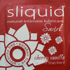 Sliquid | Swirl: Cherry Vanilla, Lubricants - LuckyBloke.com | Global Condom Experts